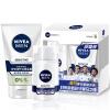 Nivea (NIVEA) Мужчины Shu Anrun уход Подарочный набор (лосьон 50г + очищающее Pycnogenol 100G Мужская Уход за кожей для чувствительной кожи)
