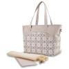 Insular многофункциональная сумка мамули большой обьем водонепроницаемая сумка для мамы сумки для мамы petunia pickle bottom сумка для мамы downtown tote