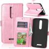 Pink Style Classic Flip Cover с функцией подставки и слотом для кредитных карт для Motorola Moto G 3rd gen motorola moto g gen 3 8gb белый