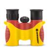 Po в Германии (Bresser) 89-20103 детские игрушки бинокль 6x21 HD мощный карманный портативный изображения прозрачный желтый и черный бинокль bresser junior 6x21