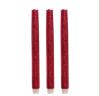 Главная Впечатление Батарейках Гладкой Беспламенного Настоящей Восковой Led Конус Свечи с шести Часов Таймер,, упаковка из 3