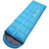 Экватор Открытый кемпинг спальный мешок Взрослый закрытый спальный мешок, согревающий и растяжимый спальный мешок woodland envelope 200