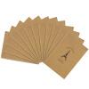 Эффективные (гастроном) FA54003 блокноты крафт A5-40 / шовные настоящие / мягкие рукописи загружены 12 блокноты эксмо дневник хорошего настроения для двоих крафт