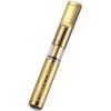 [] Jingdong супермаркет тележка подлинного типа циркуляции микропористые несколько фильтров с двойной толщиной дым сигаретного фильтром держателем сигареты моющимся для мужчин и женщин курения ZB-331 Golden