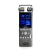 Профессиональный голосовой активации Цифровой диктофон 16GB USB Spy Pen Non-Stop 100 часов записи PCM 1536Kbps, поддержка TF-карты 8gb hq 650hr карты памяти usb аккумуляторная цифровой диктофон ручка серебро