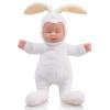 Бибер (Бибер) Мэн Банни спальные куклы умиротворить куклы плюшевые игрушки куклы моделирования детские игрушки, чтобы успокоить белый