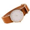 цена Мода Простые Отдых Часы Часы кварцевые наручные часы Часы 240143 онлайн в 2017 году