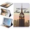 Классическая флип-обложка с тиснением в стиле Tower Tower с функцией подставки и слотом для кредитных карт для iPad Mini 123 v hjnbxtcrfz одежда и обувь candy boy