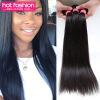 Горячие продукты волос способа 7A Малайзийские девичьи волосы Прямые необработанные малайзийские волосы Weave Bundles 4pcs Lot Hot Sale