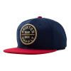 [Супермаркет] Jingdong Виагра ребенок (IKEWA) BQM023huihong бейсбол шляпы корейских мужчины и женщины круглый стандартный плоская шляпе хип-хоп шляпа козырька крышки прилив серые