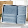 Полотно для полотенец Covator Set 3PCs (2 полотенца и 1 банное полотенце) Чистый хлопок полотенца банные pastel полотенце банное сакура