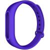 BIAZE Ми группа 2 вместо датчика движения браслет умный браслет браслет Яркий фиолетовый умный браслет