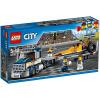 Lego City Series 6 до 12 лет Тяжелый спасательный вертолет 60166 LEGO игрушка строительные блоки для детей