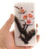 Четыре сливы картины мягкий тонкий ТПУ резиновый силиконовый гель обложка чехол для Lenovo Vibe K5