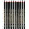 Мицубиси (Uni) 9800 Мицубиси Карандаш эскиз карандаша рисунок карандашные рисунки мульти-градации HB (12 палочек) б у мицубиси кантер в туймазах