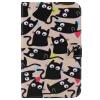 Симпатичный Котенок Дизайн Кожа PU откидной крышки Кошелек Карты Держатель чехол для SAMSUNG T715 чехол для карточек котенок читает книгу