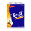 Депо (Темп) толстый слой бумажных носовых платков мини--12 * Сладкий Персик пакета