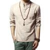 Мужская рубашка Marilon Marlins Мужская рубашка с длинным рукавом с коротким рукавом белого цвета XXL xiaqing
