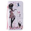 Дизайн для девочек и кошек Кожа PU Кожаный флип-чехол Кожаный чехол для HUAWEI HONOR 5X чехол для сотового телефона honor 5x smart cover grey