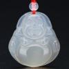 (Phoenisess) халцедон кулон Будда кулон нефрит кулон прилагается сертификат женский кулон soul diamonds золотой кулон с бриллиантами buhk 8280 14ky