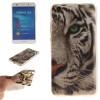 Обложка Белый тигр шаблон Мягкий тонкий ТПУ резиновый силиконовый гель чехол для HUAWEI Honor 5A/Y6 II смартфон huawei y6 ii белый 51090rgc
