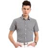 xiangsiniao мужская хлопковая рубашка тонкие полоски