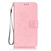 Розовый цветок дизайн искусственная кожа флип кошелек карты держатель чехол для SAMSUNG S5MINI чехол для для мобильных телефонов for samsung s5mini cover samsung s5mini s5 g800 galaxi s5mini for samsung s5mini case