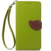 Зеленый дизайн Кожа PU откидная крышка бумажника карты держатель чехол для Huawei Honor 5X чехол для сотового телефона honor 5x smart cover grey
