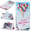 Воздушный шар Дизайн PU кожа флип кошелек карты держатель чехол для IPHONE 6 PLUS/6S PLUS фильтр воздушный lynx la113