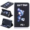 Синий медведь Стиль тиснение Классический откидная крышка с функцией подставки и слот для кредитных карт для SAMSUNG GALAXY Tab A 7.0 T280 синий медведь стиль тиснение классический откидная крышка с функцией подставки и слот для кредитных карт для samsung galaxy tab a 9 7 t560