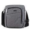Дипломат Дипломат мужчины плечо / посыльный спортивная сумка и досуг DB-726O-2 Серый diplomat ручка excellence b black lacquer перо diplomat d20000081
