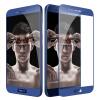 LANXESS Huawei слава V9 закаленная пленка полноэкранная закаленная пленка high-definition взрывозащищенная стеклянная пленка телефон защитная пленка синяя пленка синяя