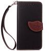 Черный Дизайн Кожа PU откидная крышка бумажника карты держатель чехол для LG G2/D802 emile henry средняя прямоугольная форма для запекания 2 95 л 36x23 см гранат