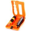 JAKEMY JM-8105 27-в-1 комплект прецизионных отверток Набор инструментов для ремонта цифровых инструментов Набор инструментов для снятия сотового телефона для мобильных телефонов