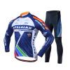 Mai Senlan синий цвет дорожный велосипед команда летом ярдов дышащая быстросохнущая с длинными рукавами ансамбль одежды MTB M XL 63 rose de mai