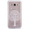 Белое дерево шаблон Мягкий чехол тонкий ТПУ резиновый силиконовый гель чехол для SAMSUNG Galaxy J5 2016/J510