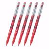 где купить Таппер (PILOT) BL-P50 Финансовое перо (0.5мм) гладкий кончик иглы перо (специальный экзамен) Красный (5 шт) дешево