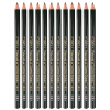 Мицубиси (Uni) 9800 Мицубиси Карандаш эскиз карандаша рисунок карандашные рисунки мульти-градации HB (12 палочек) акпп на мицубиси паджеро мини