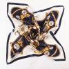 [Супермаркет] Jingdong антарктический (Nanjiren) шелковые шарфы шелковый шарф женский весной и небольшие высокого класса профессиональные печать шелковые шарфы маленький # 1