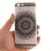 Черный Мандала шаблон Мягкий тонкий резиновый ТПУ Силиконовый чехол Гель для Lenovo Vibe K5 смартфон lenovo vibe c2 power 16gb k10a40 black