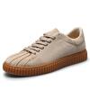 Женская обувь Yidi (YIDI) низкая, чтобы помочь спортивной спортивной обуви. Модная одежда из ботинок, 100мм обувь. 71103 Khaki 40