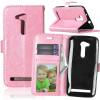 Pink Style Classic Flip Cover с функцией подставки и слотом для кредитных карт для Asus Zenfone Go ZB452KG pink style classic flip cover с функцией подставки и слотом для кредитных карт для asus zenfone zoom zx551ml