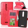 Red Style Classic Flip Cover с функцией подставки и слотом для кредитных карт для Motorola Moto G 3rd gen motorola moto g gen 3 8gb белый
