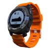 Makibes G01 Smart Sport Watch Heart Rate Monitor Pressure/Temperature Measurement Outdoor GPS Fitness Tracker smart baby watch q60s детские часы с gps голубые