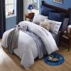 Мэн Цзе домашний текстиль производства MINI MEE постельные принадлежности набор хлопка печати трех частей детские постельные принадлежности одеяло Джордж маленький принц 1,2 м кровать 150 * 200 см