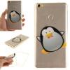 Мультфильм пингвин шаблон Мягкий тонкий резиновый ТПУ Силиконовый чехол Гель для XiaoMi Mi Max мультфильм пингвин шаблон мягкий тонкий резиновый тпу силиконовый чехол гель для huawei honor 8