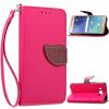 Розовый Дизайн Кожа PU откидная крышка бумажника карты держатель чехол для Samsung Galaxy J2 чехол для муха iq446 кожа iq446 роскошь полиуретан открытая вверх и пуховик черный белый розовый цвет