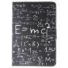 Математическая формула Стиль Тиснение Классический откидную крышку с подставкой Функция и слот кредитной карты для iPad Mini 1/2/3 bioclon вибратор реалистик телесный с многоскоростной вибрацией
