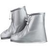 Eva Love Rain Shoe Cover Водонепроницаемый дождливый дневной противоскользящий водонепроницаемый чехол для обуви Мужчины и женщины Нескользящий утолщение Износостойкий комплект для защиты от дождя Silver XL