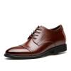 EGCHI Мужские модные деловые туфли 3665